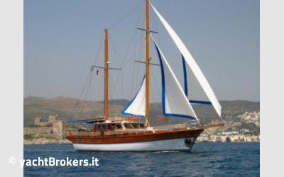 Caicco Turco REX SICILIAE charter