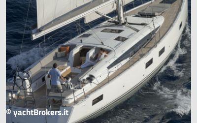 Jeanneau SY JEANNEAU 54 charter da M-Yachts Srl