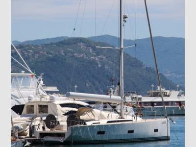 Solaris Yachts Solaris 50