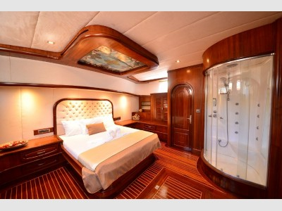 Customs 37 Mt Luxury Gulet