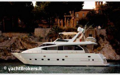 Benetti 62 feet charter