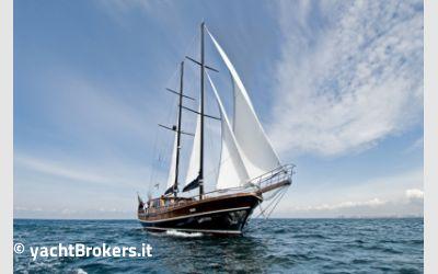 Gulet 26 mt charter