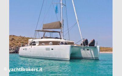 Lagoon 450 charter