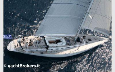 Nautor Swan 80 charter da yachtitalybroker srl