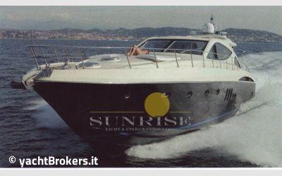 Gianetti Yacht GIANETTI 68 HARD TOP usato