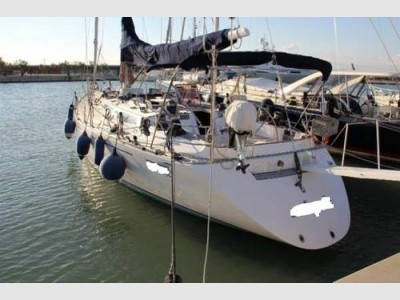 Baltic Yachts 58