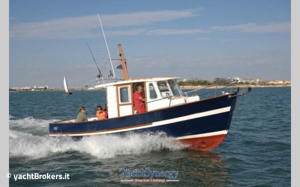 Rhéa Marine Rhèa 750 Timonier